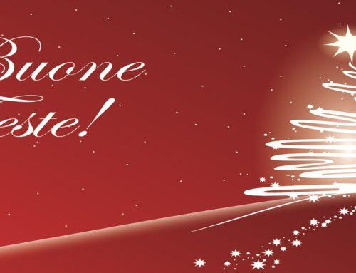 Comunicazione chiusura per festività natalizie